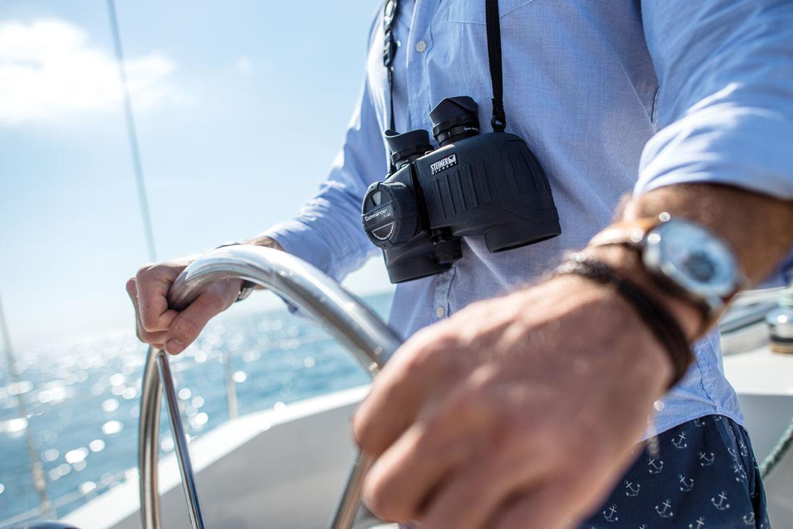 Ferngläser Mit Kompass Und Entfernungsmesser : Das richtige marinefernglas svb yacht und bootszubehör