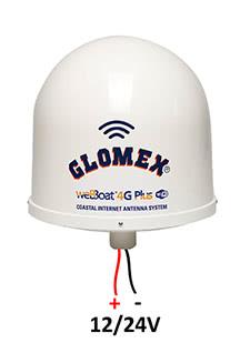 glomex webboat