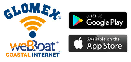 glomex webboat