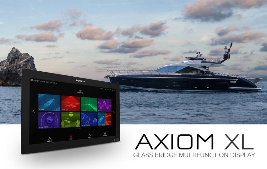 Raymarine Axiom XL