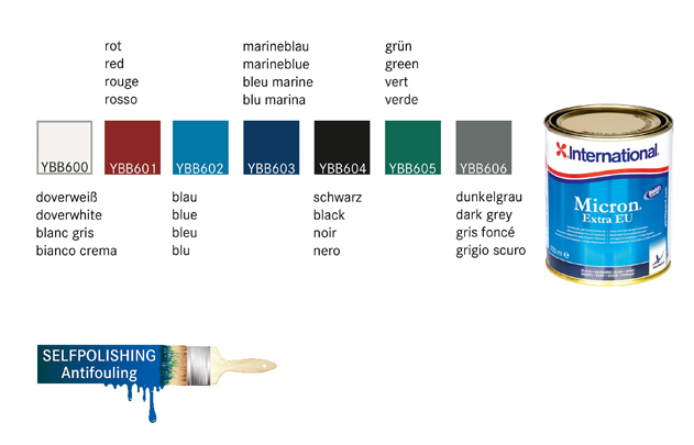International Farben.Antifouling Micron Extra Eu Buy Now Svb Yacht And Boat