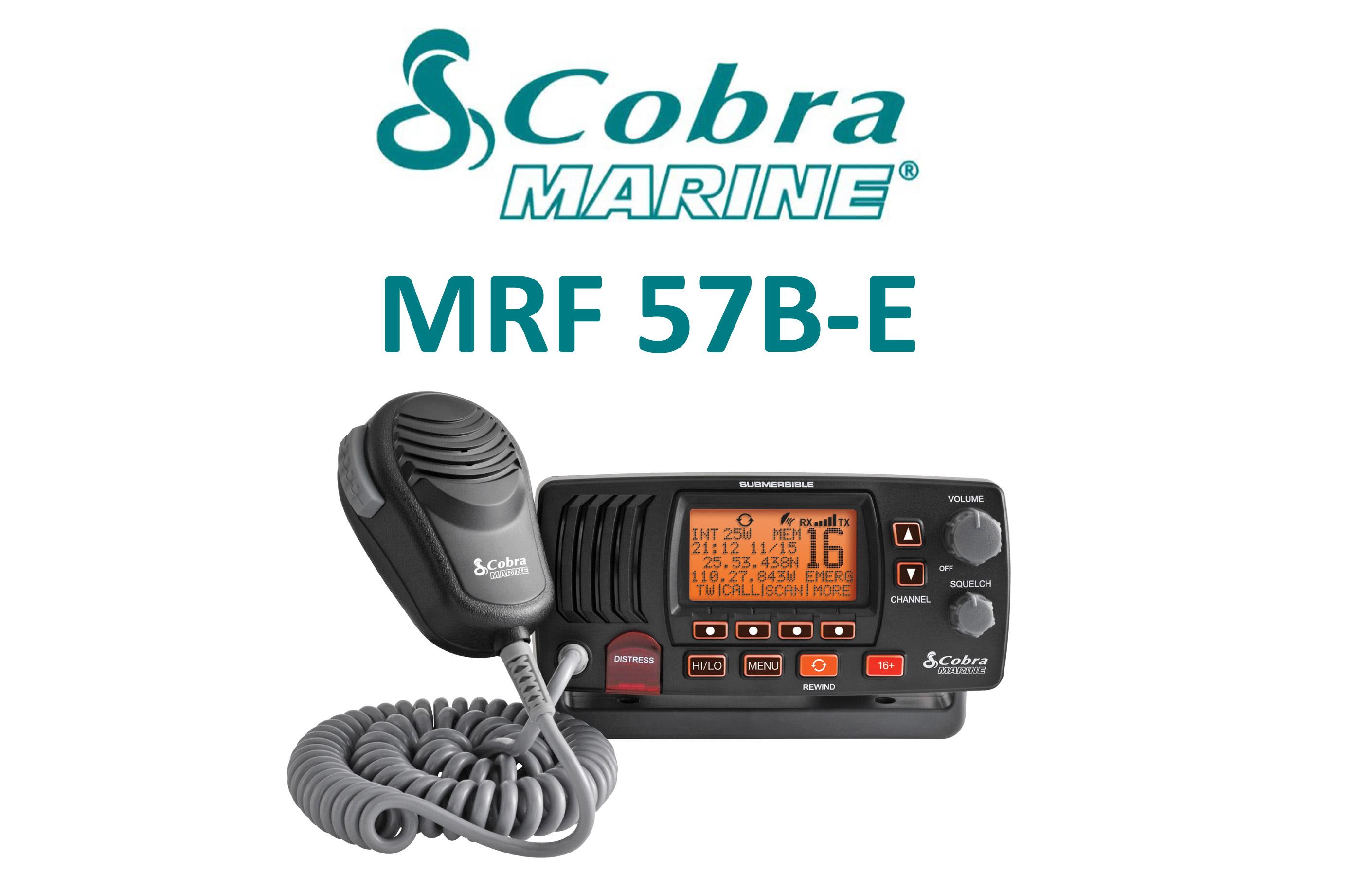 Cobra MRF 57B-E