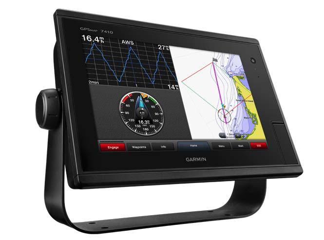 GARMIN GPSMAP 7410 buy now | SVB Yacht and boat equipment