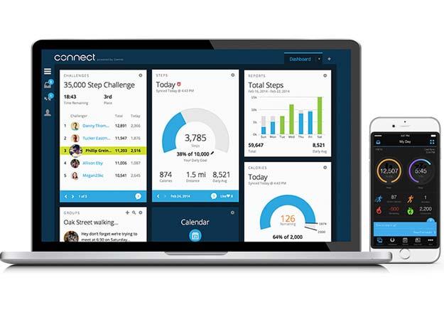 VIVOACTIVE HR Sport-GPS-Smartwatch / Size M / black buy now | SVB