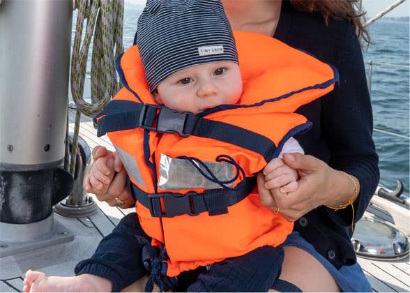 Baby Rettungsweste