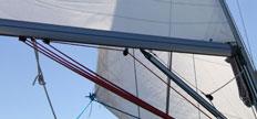 SVB bietet Segel- anfertigung