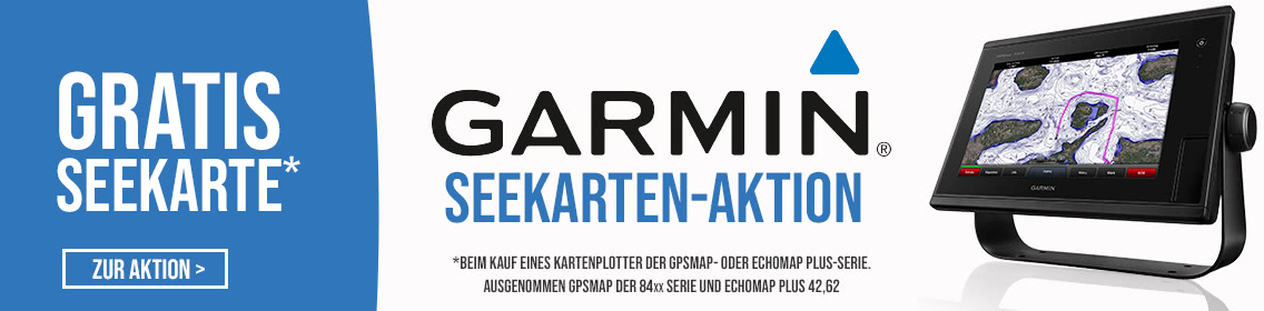 Garmin Seekarten Aktion