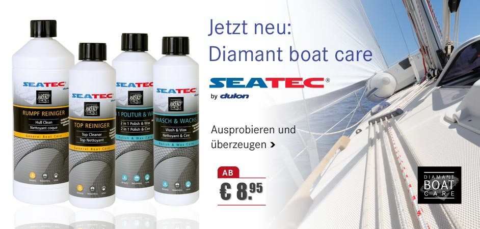 SEATEC Pflegeserie by dulon