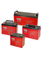 Heavy Duty AGM Batterien